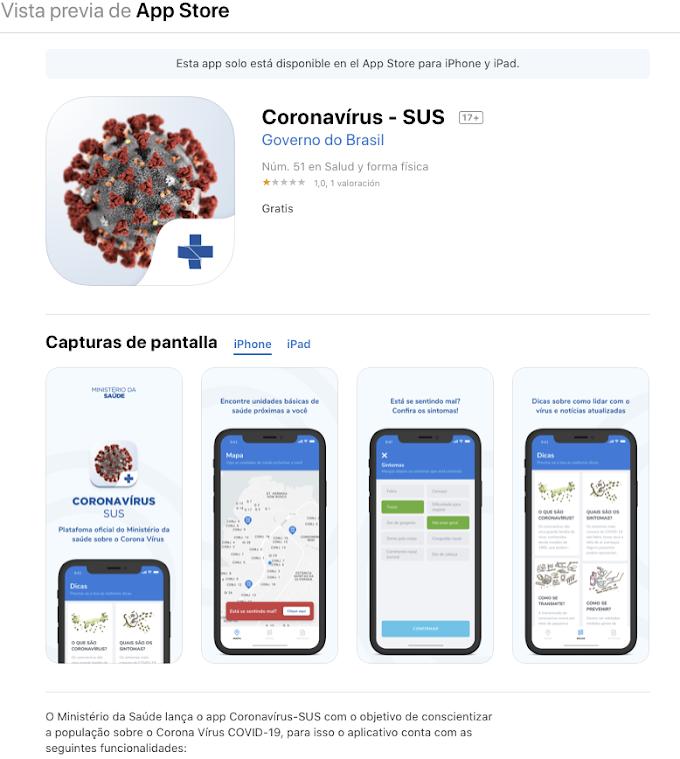 Cómo Google y Apple gestionan la información sobre el coronavirus en sus apps.