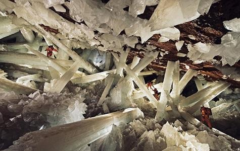 Kristallerin Mağarası Hakkında Bilgi