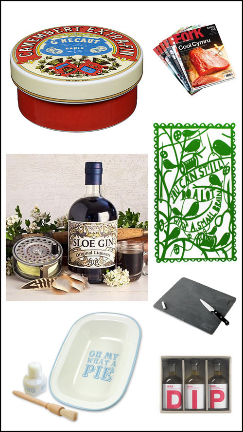 gifts for food lovers