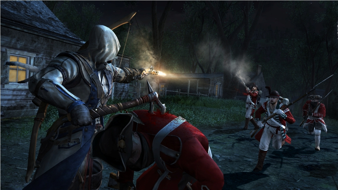 Download Assassins Creed 3 Game Full Version For Free