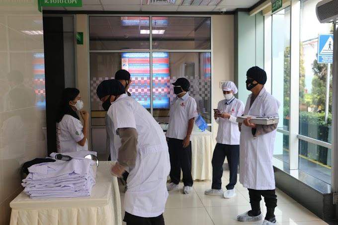 Menteri Perdagangan RI Kunker ke Tangerang, Tim Jibom Den Gegana Brimob Banten Lakukan Sterilisasi