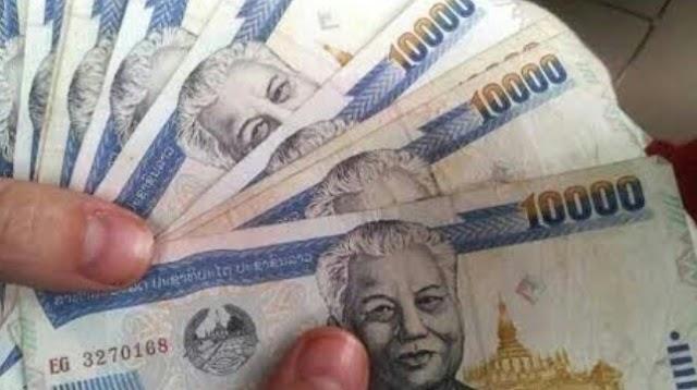 WHO: Virus Dapat Menular Dan Bertahan Pada Uang Kertas Selama Berhari-hari