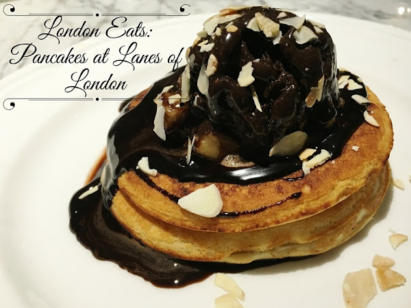 London Eats | Pancakes at Lanes of London