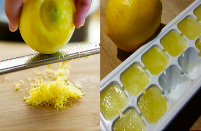 Frozen Lemons: A Natural Treatment For to Diabetes, Tumors, and Obesity!
