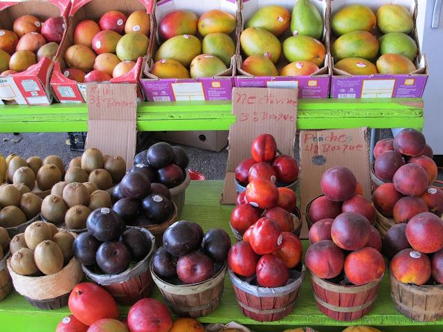 5 raciones de fruta y verdura