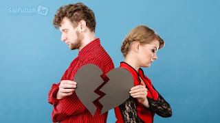 Putus cinta dengan pacar