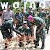 10.874 Subtrat Terumbu Karang di Ulang Tahun Korps Marinir ke - 74