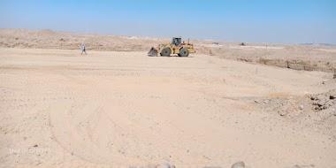 أعمال حفر وإحلال بشركة الرواد الهندسية