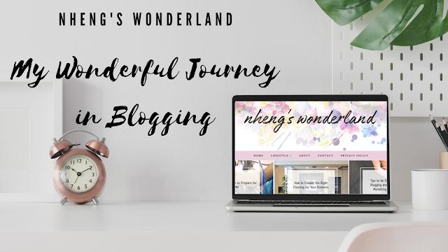 My Wonderful Journey in Blogging