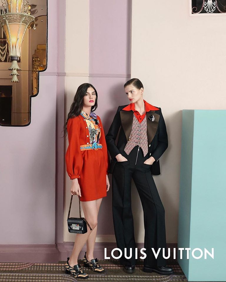 Louis Vuitton Spring Summer 2020 Ad Campaign