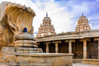 Lepakshi Veerabhadra Temple Shivalingam