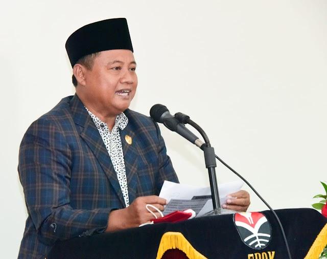 Uu Ruzhanul Ulum : Pemprov Jabar Mendukung Indonesia Jadi Tuan Rumah Olimpiade 2032