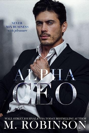 Alpha CEO by M. Robinson