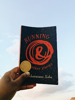 Running and Other Stories by Makhosazana Xaba Review, south african lifestyle blog, south african blogger,