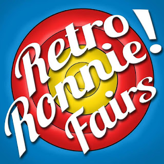 Rettro Ronnie Collectable Collectible Fairs Shows West Central England