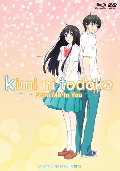 Gửi Người Tôi Yêu -Kimi Ni Todoke - Anime Kimi Ni Todoke VietSub
