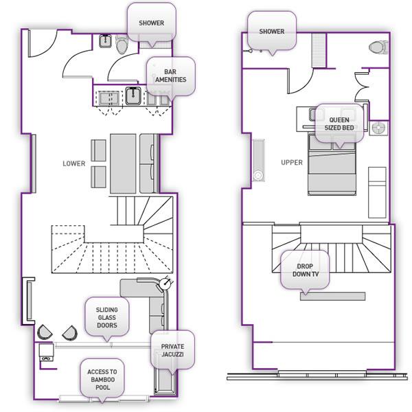 Two Bedroom Suite Cosmopolitan