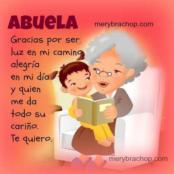 Imagen linda Frases Cristianas Lindas para una Abuela
