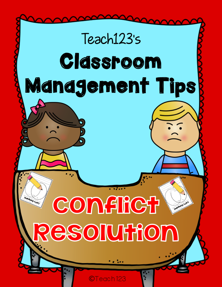 Children and Conflict in the Classroom