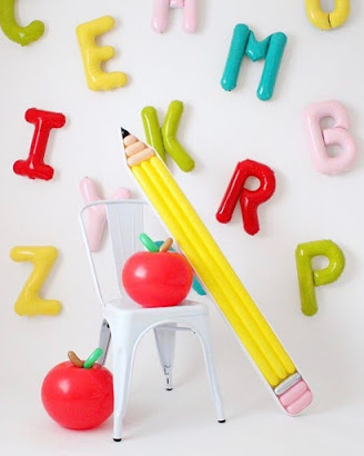 Back to School Decor by Creative Heart Studio
