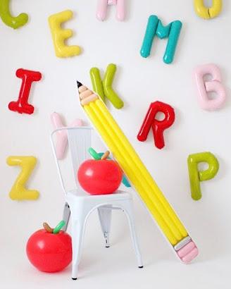 Back to School Decor by Creative Heart Studio