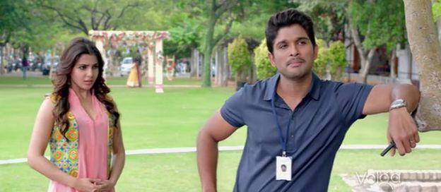 S/O Satyamurthy 2015 Telugu DVDRip 700mb ESub