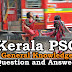 Kerala PSC General Knowledge Question and Answers - 50