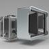 3D lens voor GoPro camera's