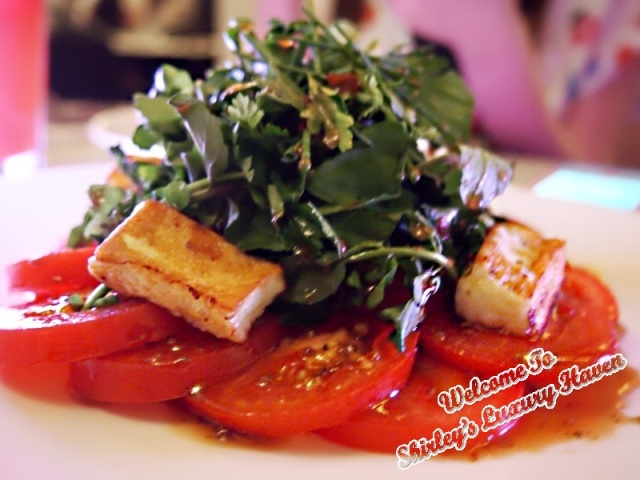 marmalade pantry pan seared haloumi, cheese