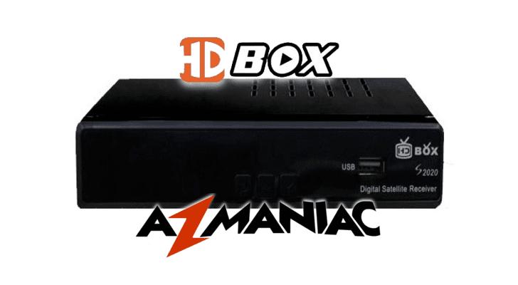 HDBox S2020 HD