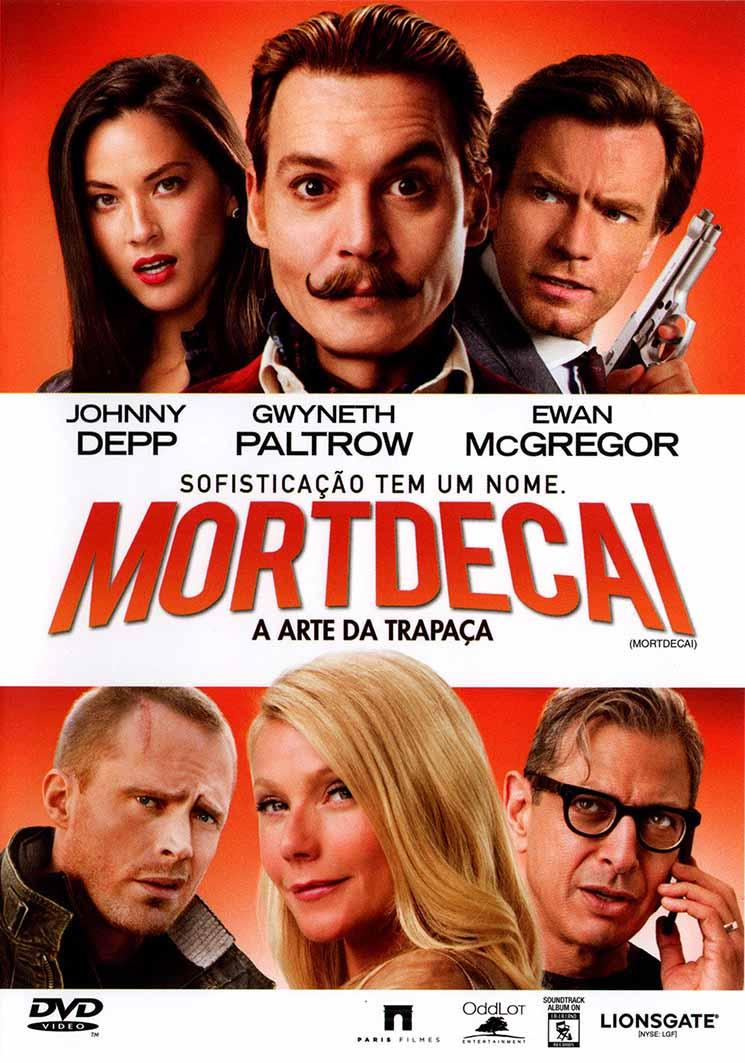 Mortdecai: A Arte da Trapaça Torrent – WEB-DL 1080p Dual Áudio (2015)