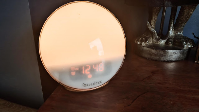 Coulax Sunrise Clock review