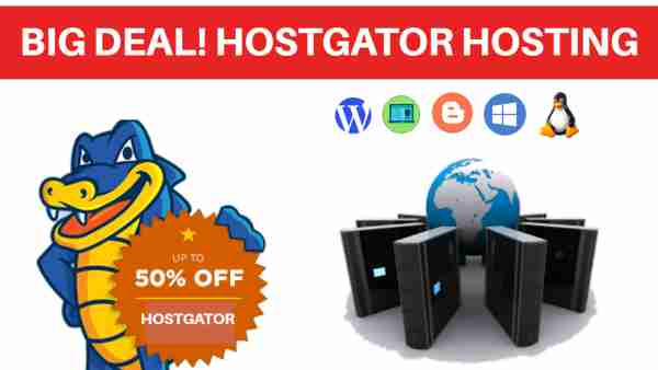 HOSTGATOR || BEST HOSTING SUMMER OFFER 20-30% OFF