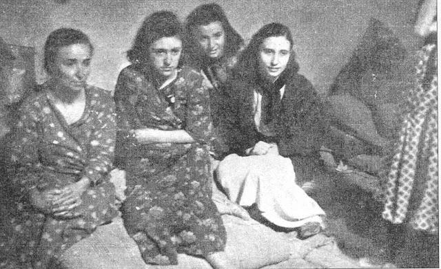 toledo guerra civil asedio alcázar mujeres