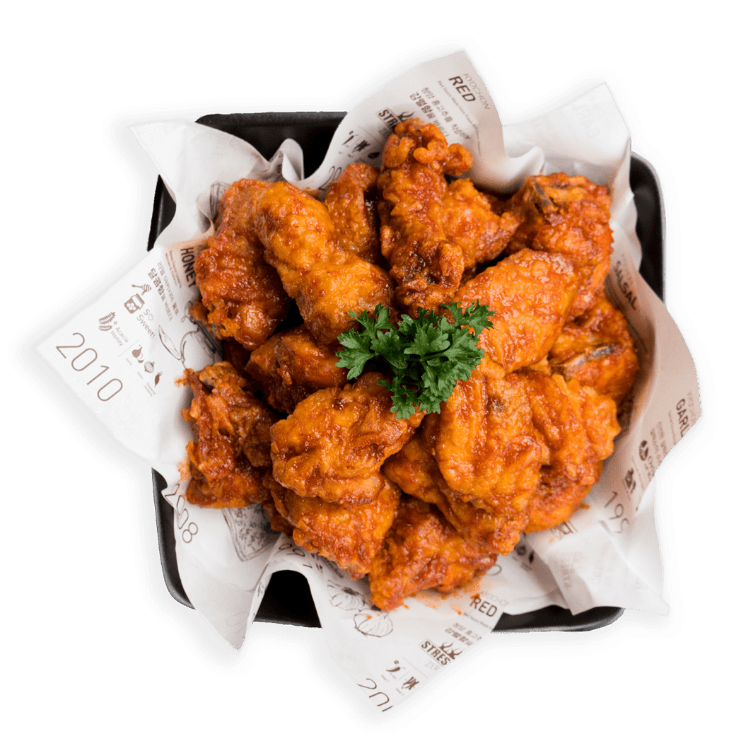 korean fried chicken kfry vs kyochon