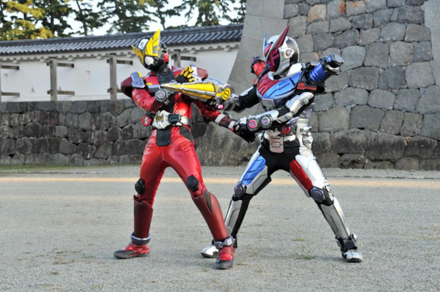 Kamen Rider Zi O Episode List