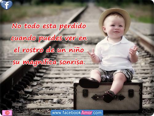 Imagenes De Bebes Con Frases De Amor: Imagenes Con Frases De Niños Para Etiquetar En Facebook