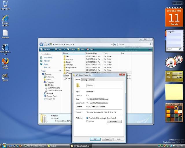 ✅ Windows Vista SP2 (X32 - X64 bits) Español [ UL - FF] SP2_compcln_after