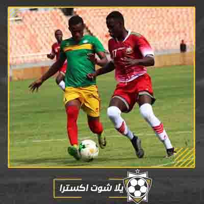 مشاهدة مباراة مدغشقر وموريتانيا