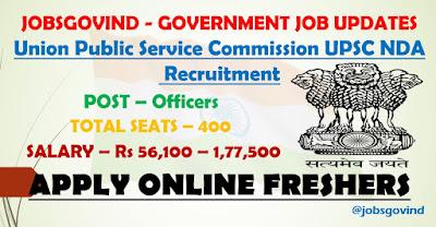 UPSC NDA | NA Recruitment 2021