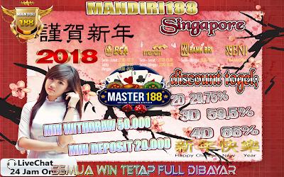 Prediksi Queen Togel Online Singapore Tanggal 04 February 2018 Minggu