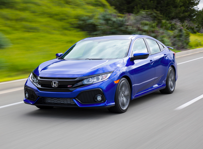 2018 honda si. perfect honda 2018 honda civic si review for honda si