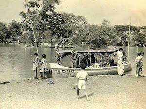 Situ Aksan, Wisata Favorit di Bandung 1960