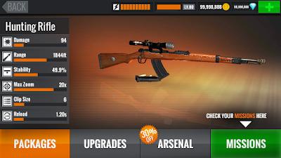 Sniper 3D Assassin: Free Games Apk v1.11 (Mod Money)-1