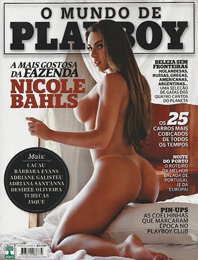 baixar Revista: O Mundo de Playboy Vol.14 - Edição Especial - Julho 2012 download