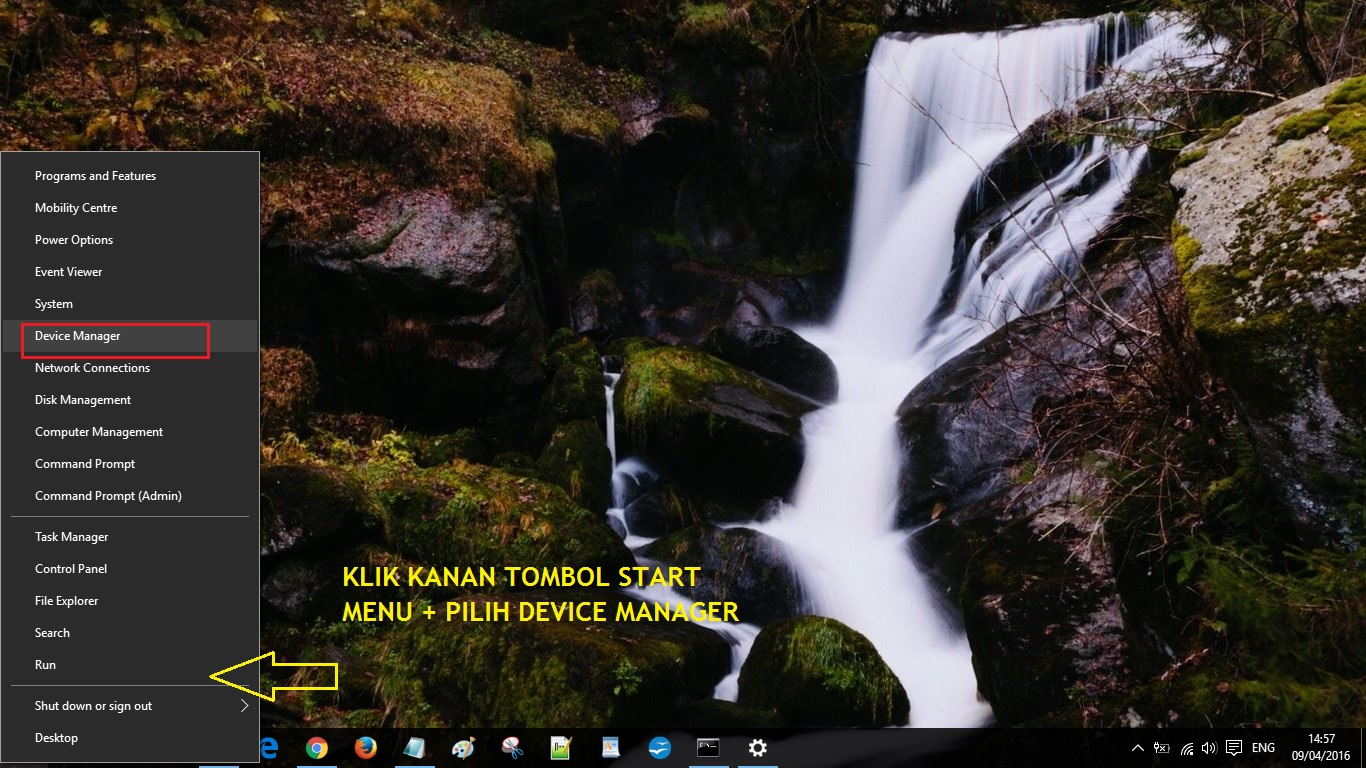 how to change brightness on windows 10 pro