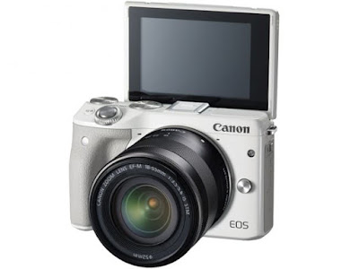 Canon EOS M3 DSLR Firmware Full Driversをダウンロード