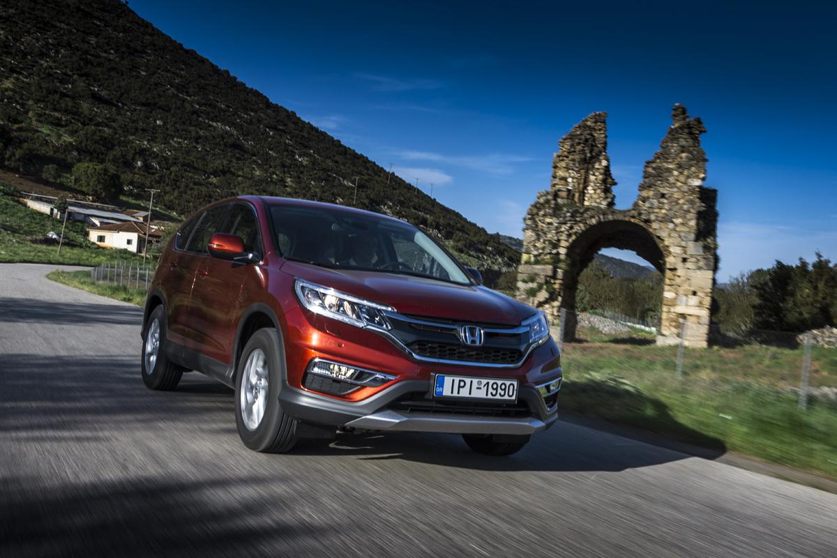 Εκπτώσεις για την απόκτηση αυτοκινήτου Honda