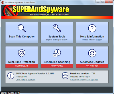 SUPERAntiSpyware (SAS)