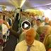 Emocionante: Misioneros Cantan Himno en el Avión de Regreso a su País